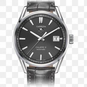 Watch - TAG Heuer Carrera Calibre 5 Automatic Watch TAG Heuer Carrera Calibre 16 Day-Date PNG