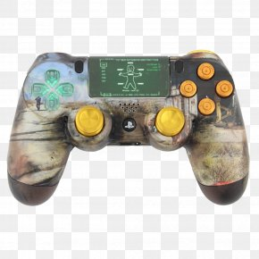 Fall Out 4 - Fallout 4 PlayStation 4 PlayStation 3 Game Controllers Video Game Consoles PNG
