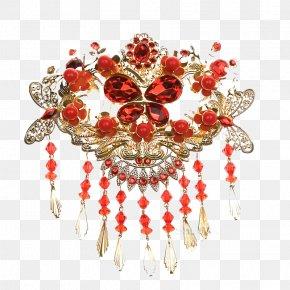 Ruby Retro Bride Craniofacial - Gemstone Ruby Icon PNG