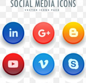 Social Media Icons - Social Media Icon PNG