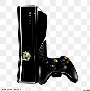 Xbox 360 - Xbox 360 S Kinect Adventures! Black PNG