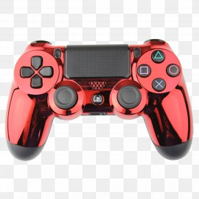 Gamepad - PlayStation 4 PlayStation 2 PlayStation 3 Game Controllers DualShock PNG