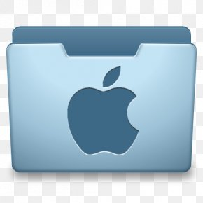 Ocean Blue Mac Icon - Macintosh Operating Systems Directory MacOS PNG