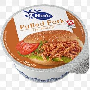 Pulled Pork - Vegetarian Cuisine Pulled Pork Head Cheese Meat Leberkäse PNG