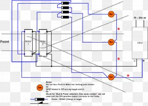 Double Diode Triode - Wiring Diagram Electrical Switches Electrical Wires & Cable Circuit Diagram PNG