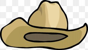 Western Hat Cliparts - Cowboy Hat Cowboy Boot Clip Art PNG
