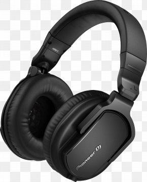Headphones - Headphones Studio Monitor Pioneer DJ Recording Studio Audio PNG