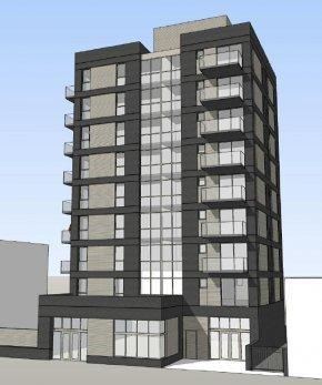 Apartment - Bushwick Apartment Building PNG