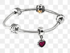 Jewelry Image - Pandora Jewellery Cleaning Charm Bracelet PNG