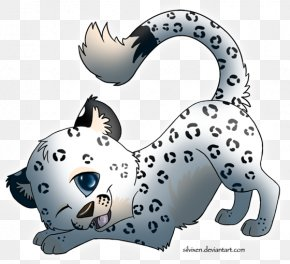 Snow Leopard - Snow Leopard Drawing Amur Leopard Cartoon Clip Art PNG