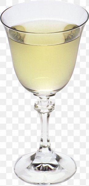 Glass Image - Red Wine Champagne Cocktail Cup PNG