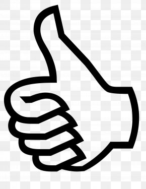 Chimichanga - Thumb Signal Symbol Clip Art PNG