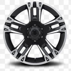 Wheel Rim Pic - Alloy Wheel Car Rim PNG