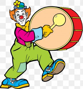 Clown Vector - Clown RAR Archive File Clip Art PNG