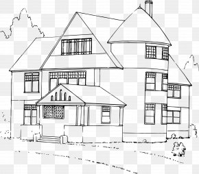 White House - House Clip Art PNG