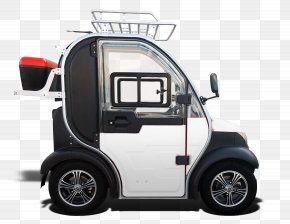 Electric Vehicle - Car Door Compact Car City Car Electric Vehicle PNG
