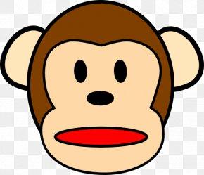 Cartoon Gorilla Clipart - The Evil Monkey Clip Art PNG