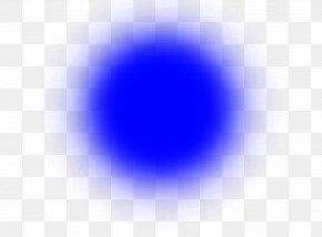 Light - Blue Sky Circle Wallpaper PNG