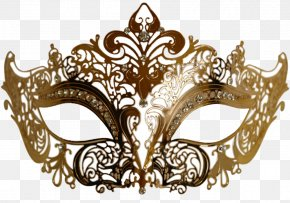 Mask Photos - Venetian Masks Masquerade Ball Gold PNG