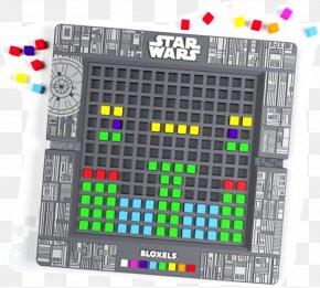 Star Wars - Obi-Wan Kenobi Star Wars Computer And Video Games Bloxels Builder PNG
