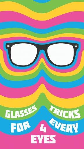 Glow Glasses Cliparts - Sunglasses Eye Optometry Clip Art PNG