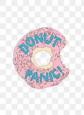 Cartoon Donut - National Doughnut Day Food Krispy Kreme Donut Panic PNG