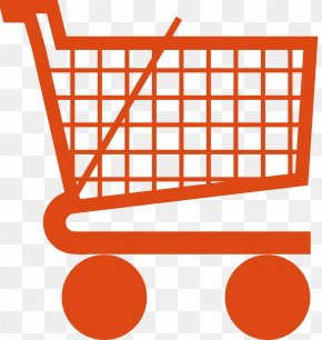 Shopping Cart - Shopping Cart Grocery Store Clip Art PNG