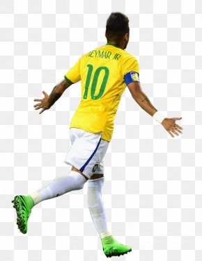 Football - Brazil National Football Team Paris Saint-Germain F.C. Football Player PNG
