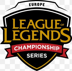 League Of Legends - 2017 Summer European League Of Legends Championship Series 2018 Spring European League Of Legends Championship Series North America League Of Legends Championship Series PNG