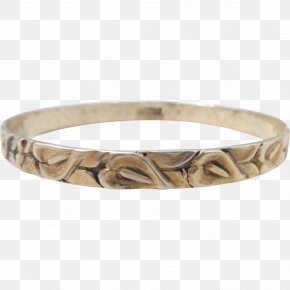 Callalily - Bangle Bracelet Jewellery Clothing Accessories Silver PNG