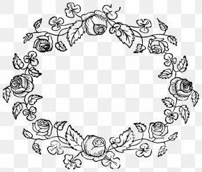 Flower - Floral Design Flower Rose Wreath Pattern PNG