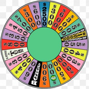 Game Wheel - Game Show Art Game Wheel PNG