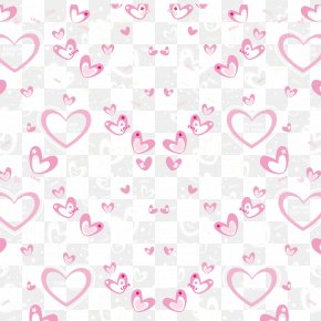 Pink Love Background - Love Euclidean Vector PNG