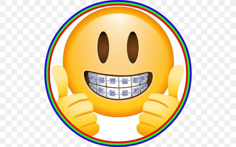 art emoji dental braces smile orthodontics  png  512x512px