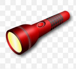 Torch Cliparts - Torch Flashlight Clip Art PNG