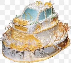 Free Buckle Creative Birthday Cake - Birthday Cake Torte PNG