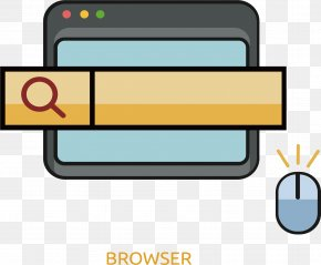 Browser Search Engine - Computer Mouse Web Browser Search Engine Internet PNG