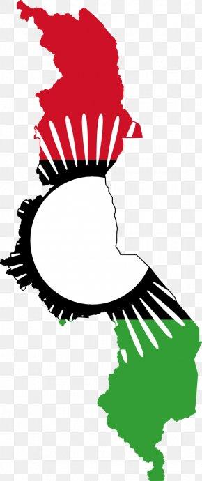 Flag - Flag Of Malawi Map National Flag PNG