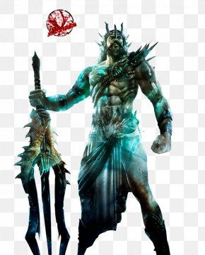 God - God Of War: Ascension God Of War III Hades PNG