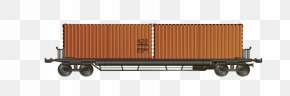 Train - Train Railroad Car Rail Transport Cargo PNG