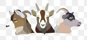 Goat - Goat Cattle Horse Pack Animal Sheep PNG