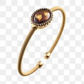 Jewellery - Bracelet Jewellery Earring Gold PNG