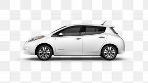 Nissan - 2017 Nissan LEAF Car Electric Vehicle BMW PNG