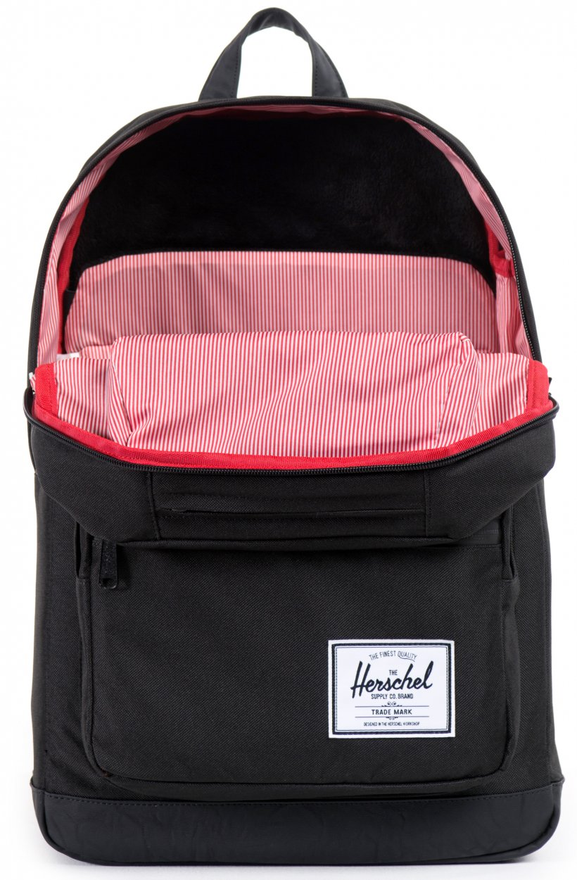 Backpack Herschel Supply Co. Bag Zipper Navy, PNG, 1694x2583px, Backpack, Bag, Black, Clothing Accessories, Fashion Download Free