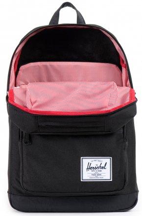 Backpack - Backpack Herschel Supply Co. Bag Zipper Navy PNG