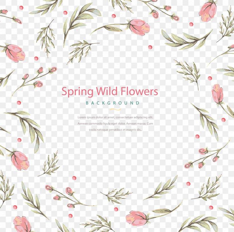 Floral Design Flower Watercolor Painting, PNG, 2000x1986px, Flower, Creative Work, Designer, Floral Design, Flower Arranging Download Free