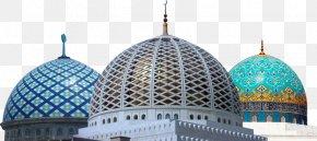 Kubah Masjid - Sheikh Zayed Mosque Dome Nur-Astana Mosque Salah PNG