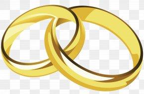 Wedding Ring - Wedding Ring Gold Engagement Ring PNG