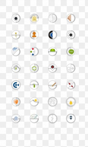 Themes Icon Image - Web Button Mobile App PNG