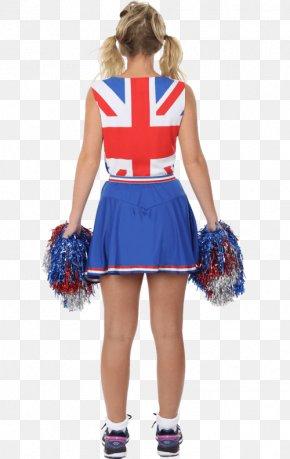 CHEERING CROWD - Cheerleading Uniforms Costume Fashion PNG